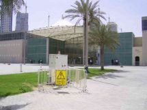 Al Khan Storm Water Lifting Station