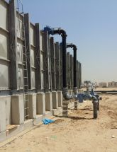 Al Qasimia University Irrigation Pumping Station