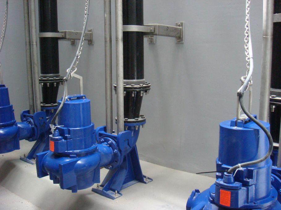 Al Khan Corniche Foul Sewer Network Gallery Searock