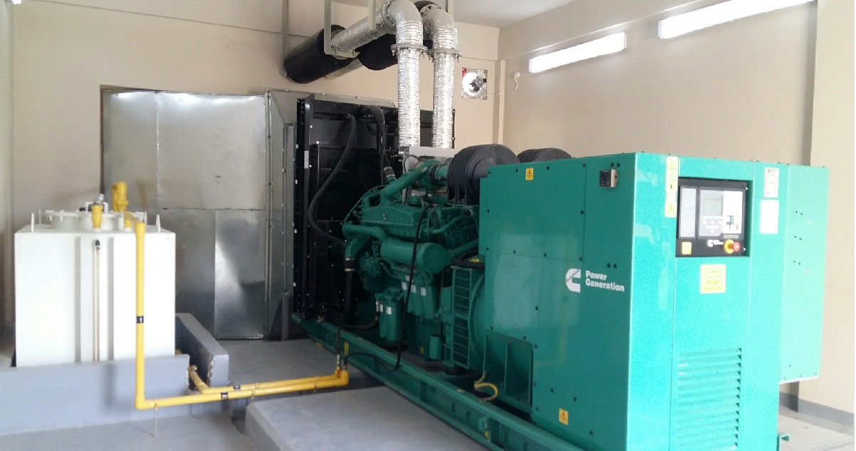 Al Mudaifi Combined Pumping Station Khorfakkan Gallery